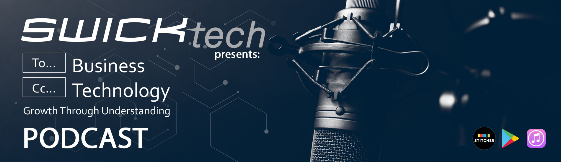 SWICKtech Launches Podcast Banner