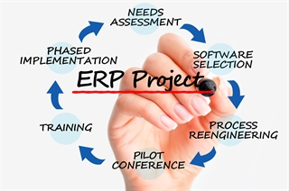 ERP Project software selection and implementation