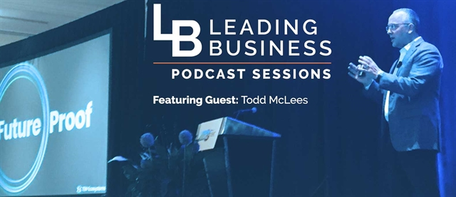 Get a preview of what Todd McLees will speak about at the Future Tech Summit